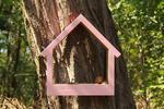 Ptačí krmítko Stella Pinky
