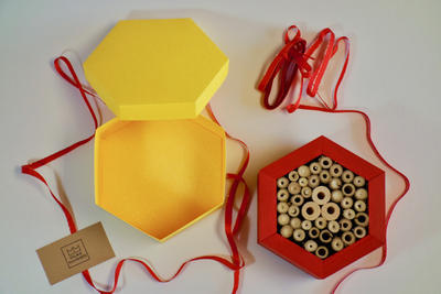 Dárková krabička - 1