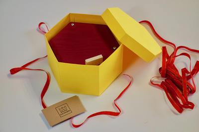 Dárková krabička - 2