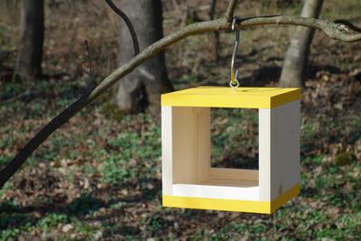 Ptačí krmítko Rubikus Dijon - 2