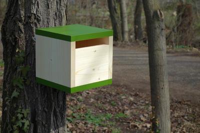 Ptačí budka Rubikus Fern - 2