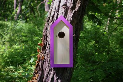 Ptačí budka Emma Lavender - 2