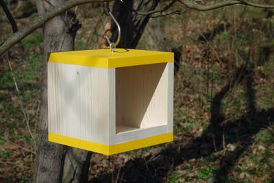 Ptačí krmítko Rubikus Dijon - 3