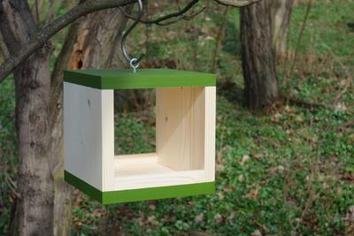 Ptačí krmítko Rubikus Fern - 3