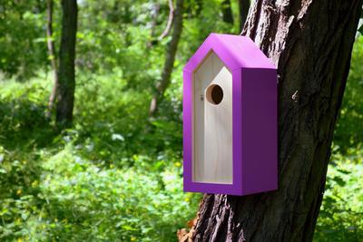 Ptačí budka Emma Lavender - 3