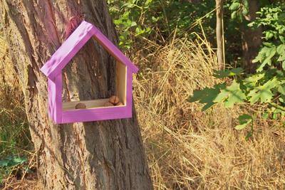 Ptačí krmítko Stella Lavender - 3