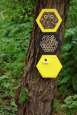 Včelí superior hotel - 4