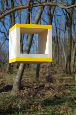 Ptačí krmítko Rubikus Dijon - 4