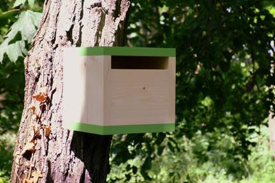 Ptačí budka Rubikus Avocado - 4
