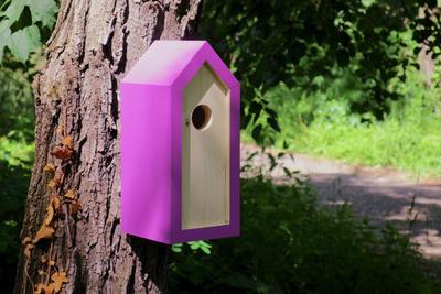 Ptačí budka Emma Lavender - 4