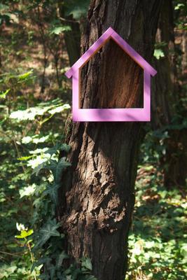 Ptačí krmítko Stella Lavender - 4