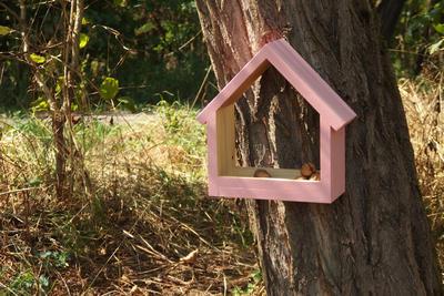 Ptačí krmítko Stella Pinky - 4