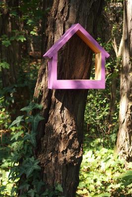 Ptačí krmítko Stella Lavender - 5