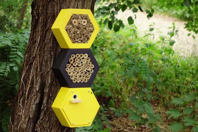 Včelí superior hotel - 6