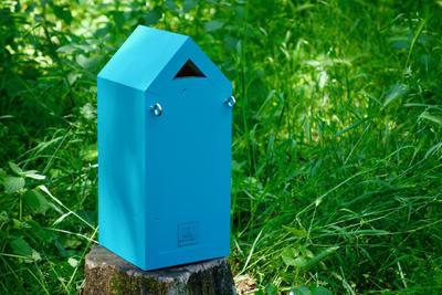 Ptačí budka Emma Turquoise - 7